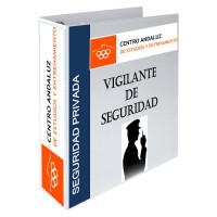 Temario Vigilante de Seguridad