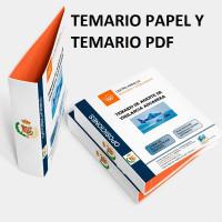 Temario papel + PDF Servicio de Vigilancia Aduanera 2020