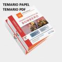 Temario papel + PDF Específico Bomberos 2021