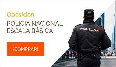 Policía Nacional Escala Básica