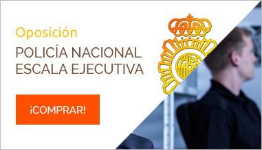 Policía Nacional Escala Ejecutiva